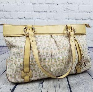 ETIENNE AIGNER   multi compartment shoulder bag